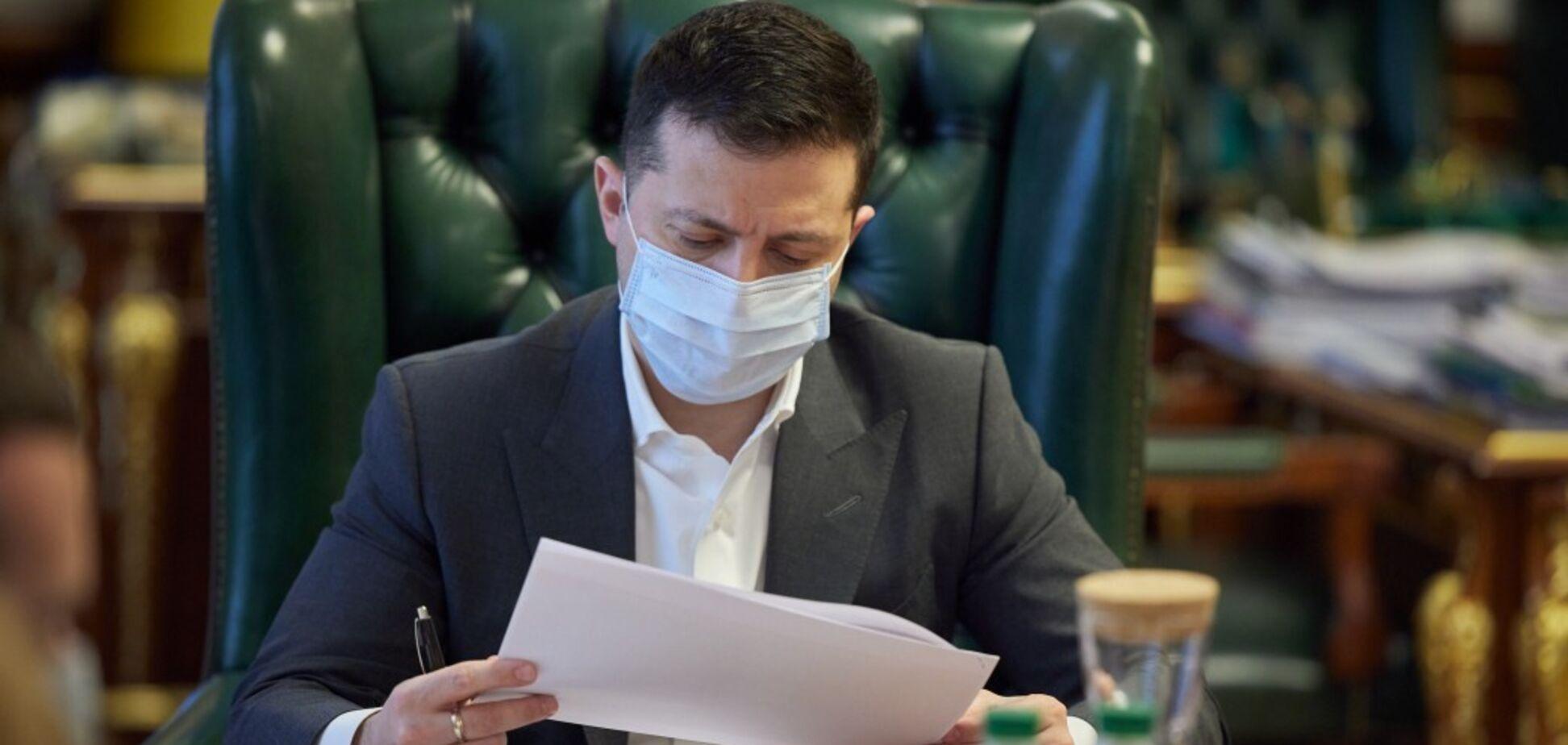 Зеленский пообещал через неделю ответить на первоочередные вопросы людей