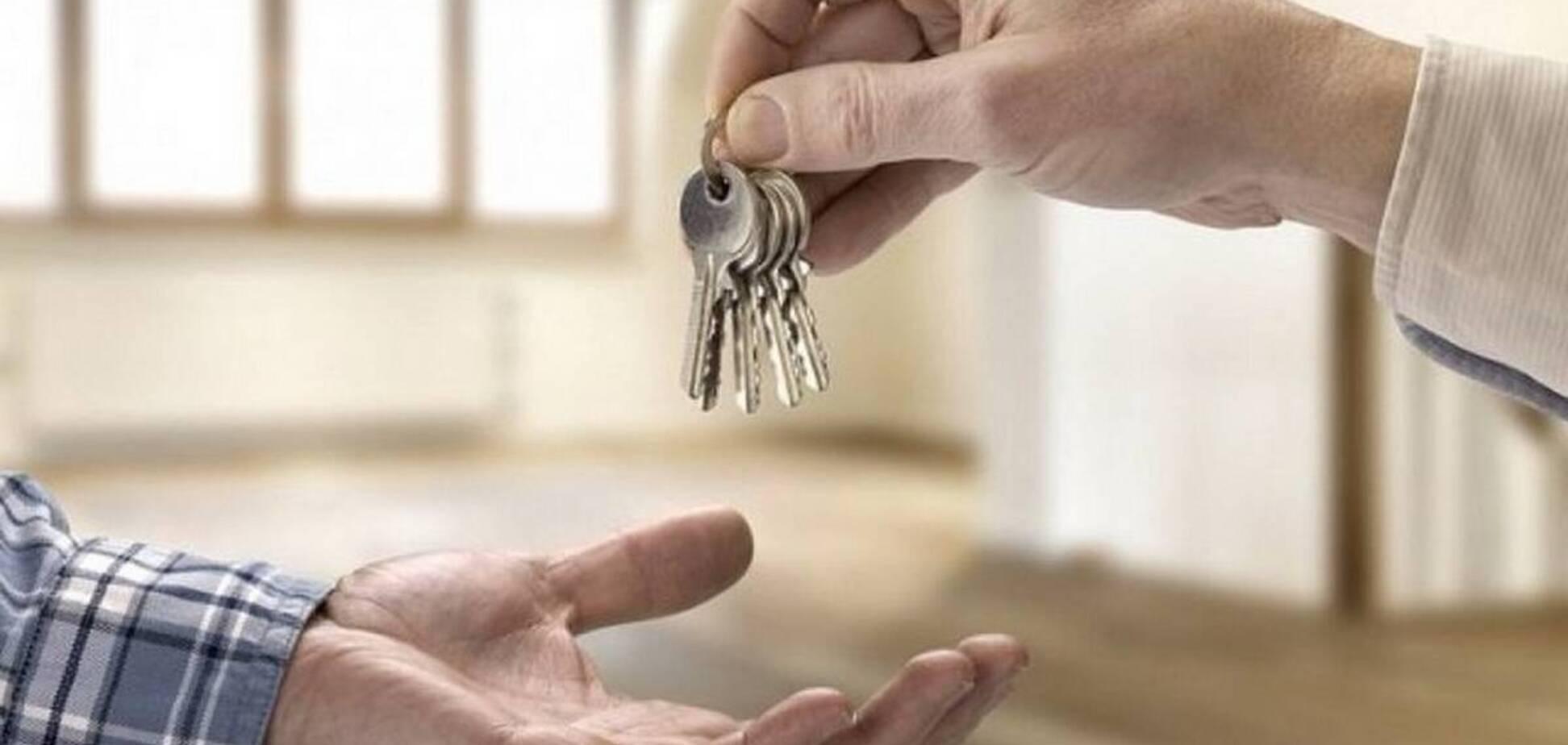 Цена на аренду квартиры