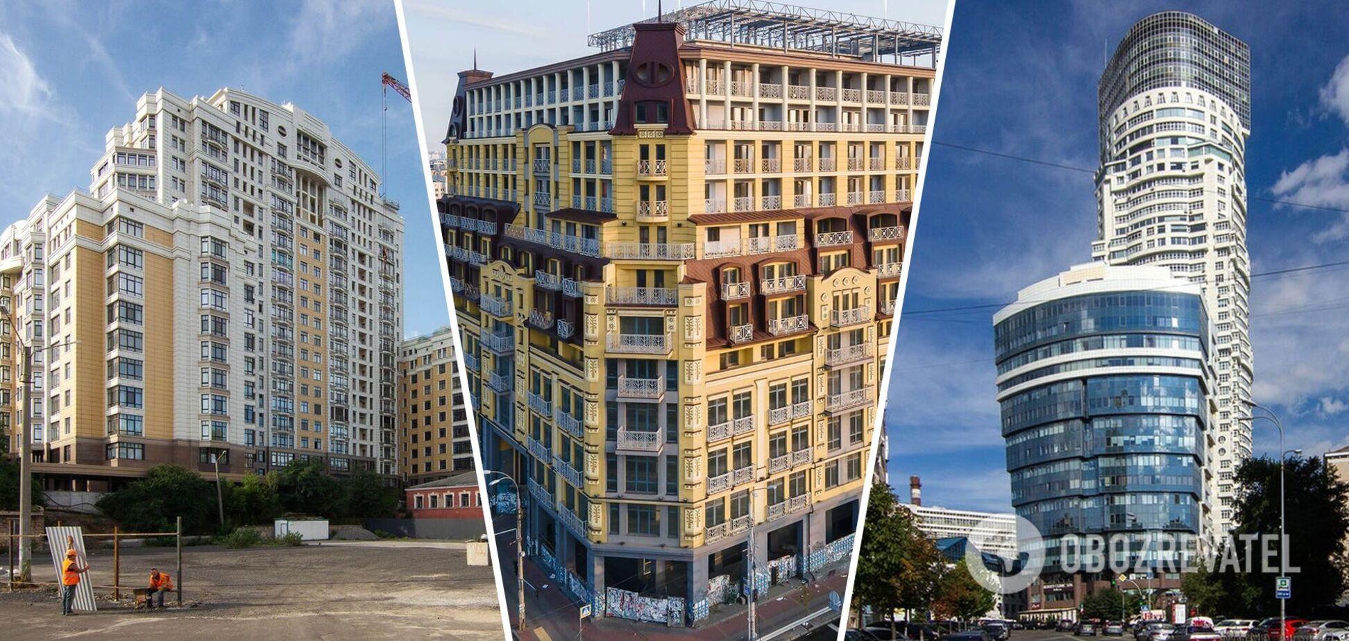 Сергій Бабушкін спроєктував потворні новобудови