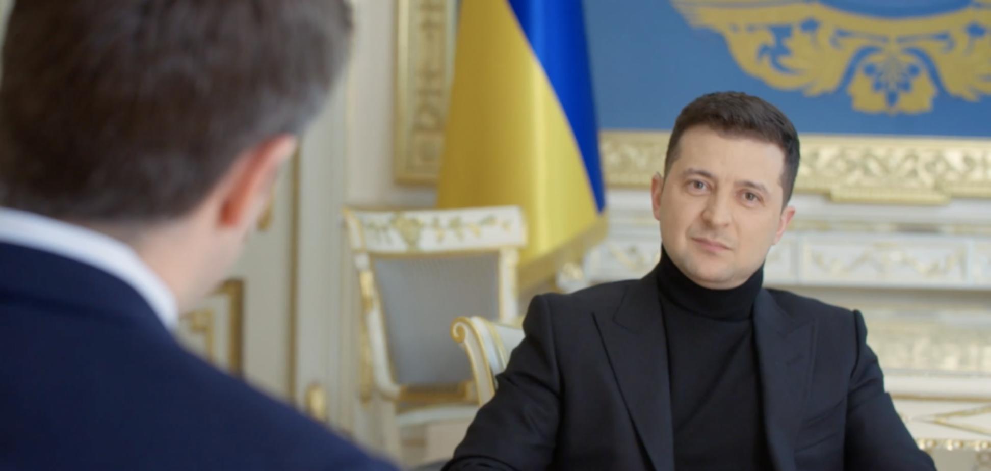 У Порошенка розкритикували інтерв'ю Зеленського каналу НВО