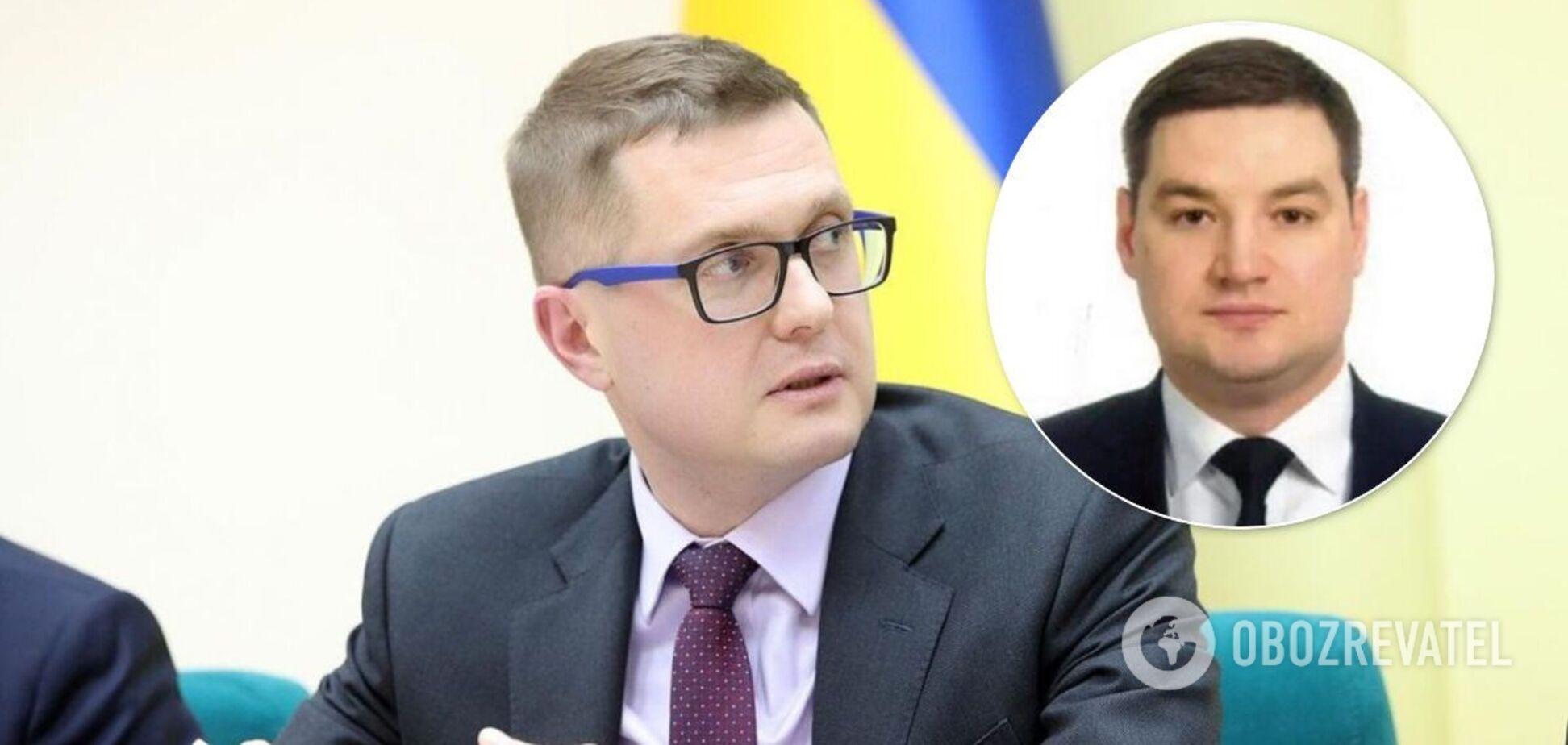 Іван Баканов і Дмитро Нескоромний