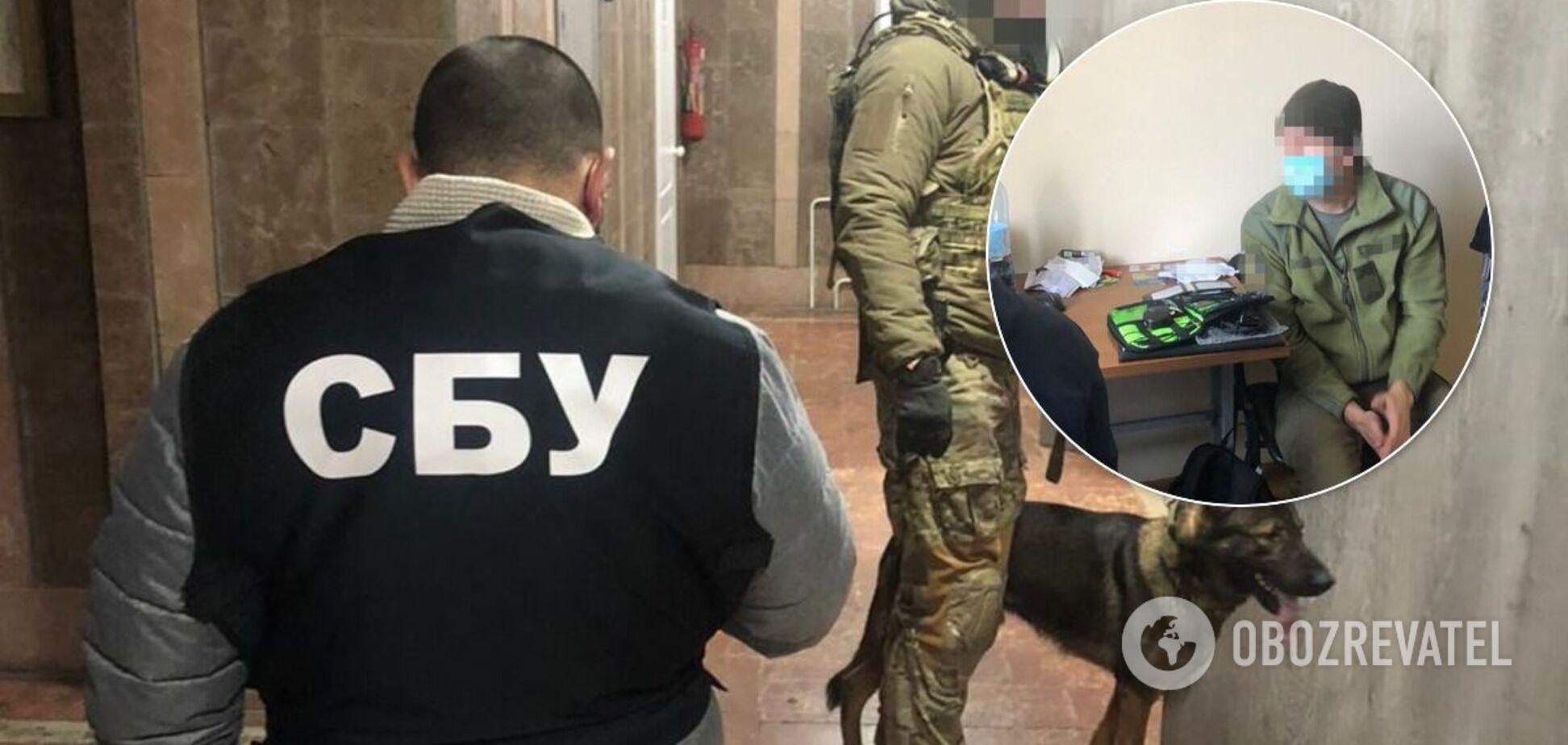 СБУ разоблачила предателя Украины