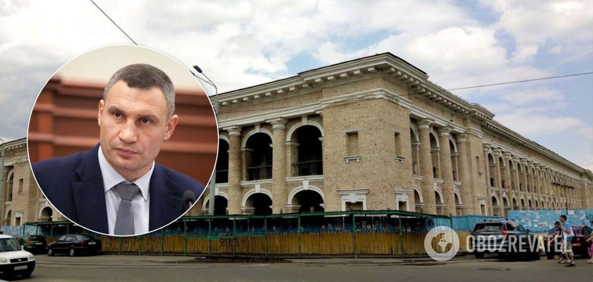 В Киеве разрушается Гостиный двор и в этом виноват ФГИ – КГГА