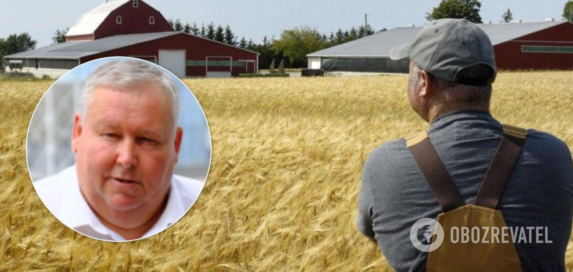 Под Днепром 'слуга народа' за бесценок забрал земли фермеров– СМИ