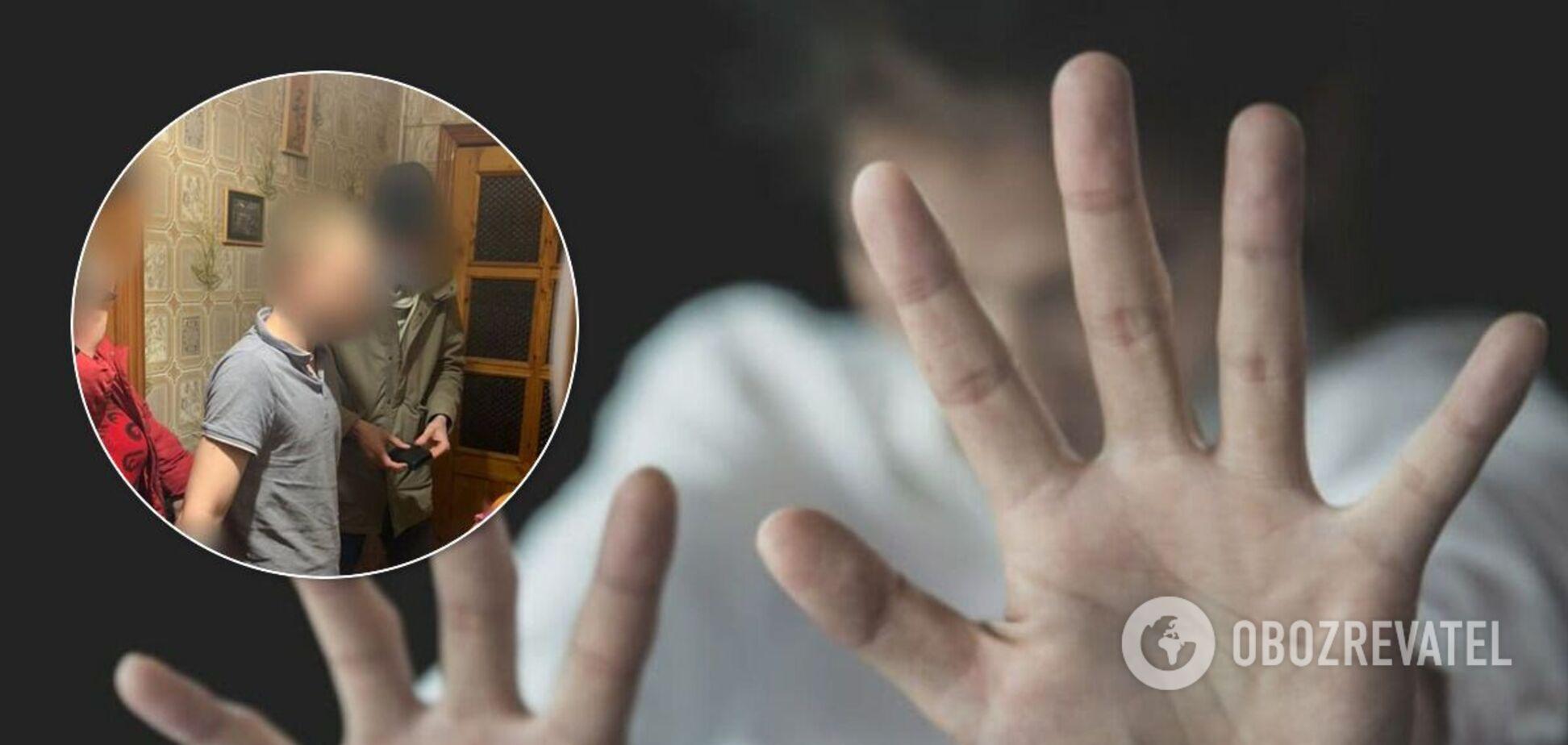 Мешканець Маріуполя підозрюється у зґвалтуванні неповнолітнього хлопця