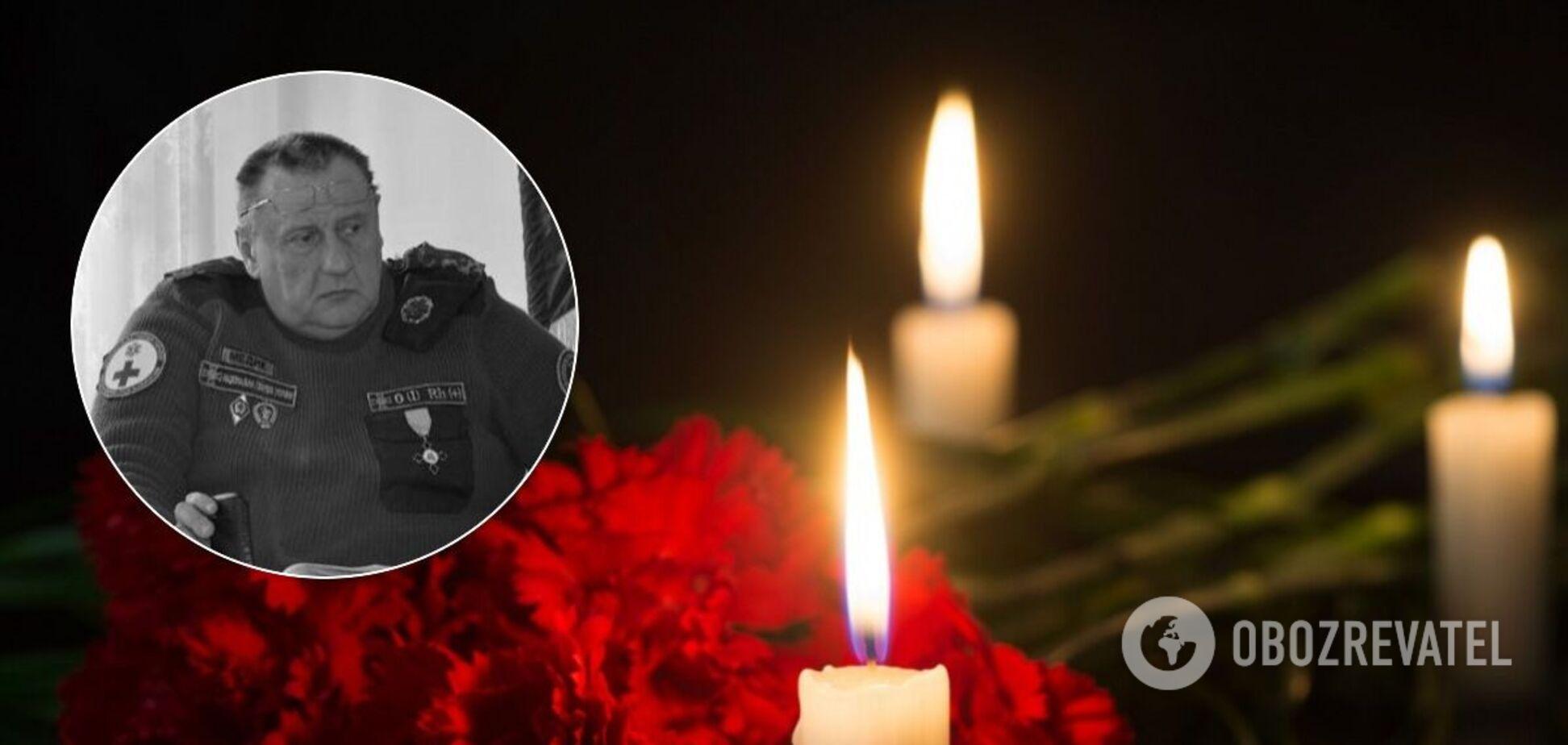У Львові помер миротворець і медик Майдану