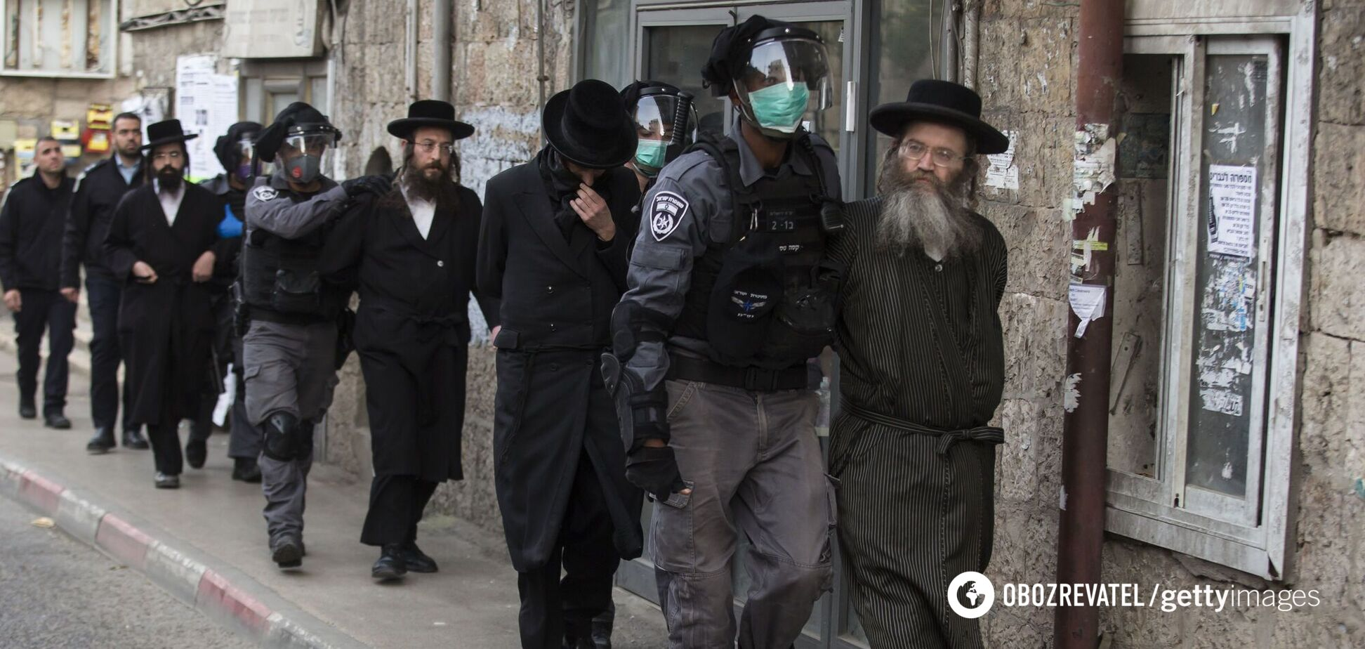 В Ізраїлі продовжили локдаун і посилили правила карантину