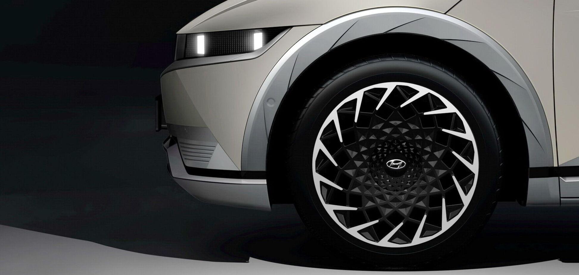 Hyundai готується до презентації нового електромобіля