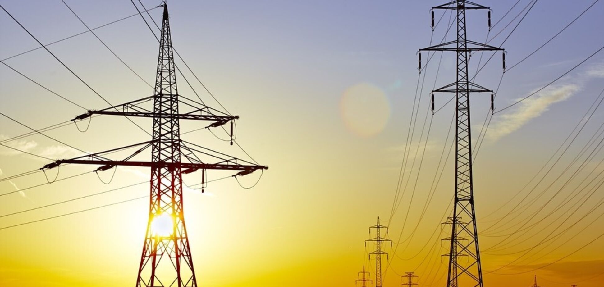 В Україні третій квартал поспіль найвища ціна на електроенергію у Європі