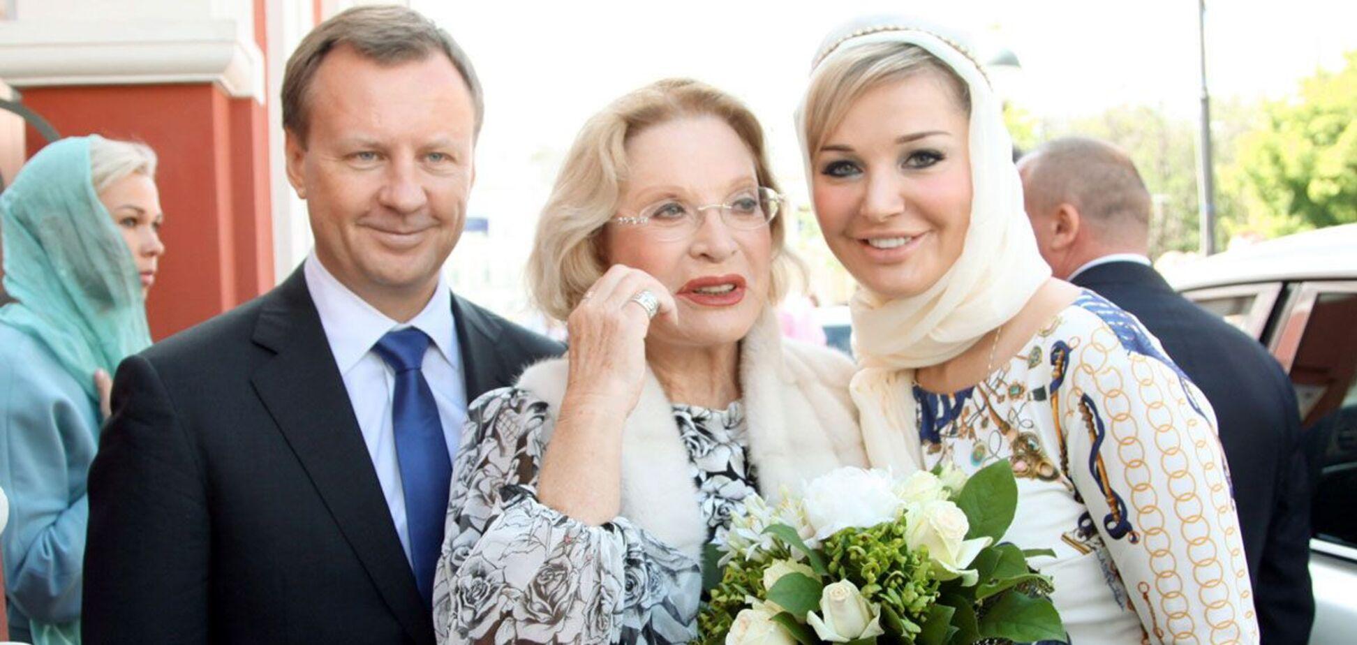 Максакова відмовилася зустрічатися з донькою після трирічної розлуки