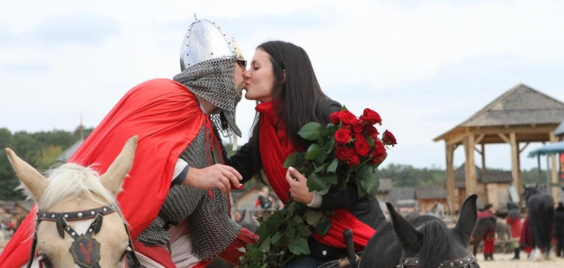 Под Киевом ко Дню влюбленных организуют шоу