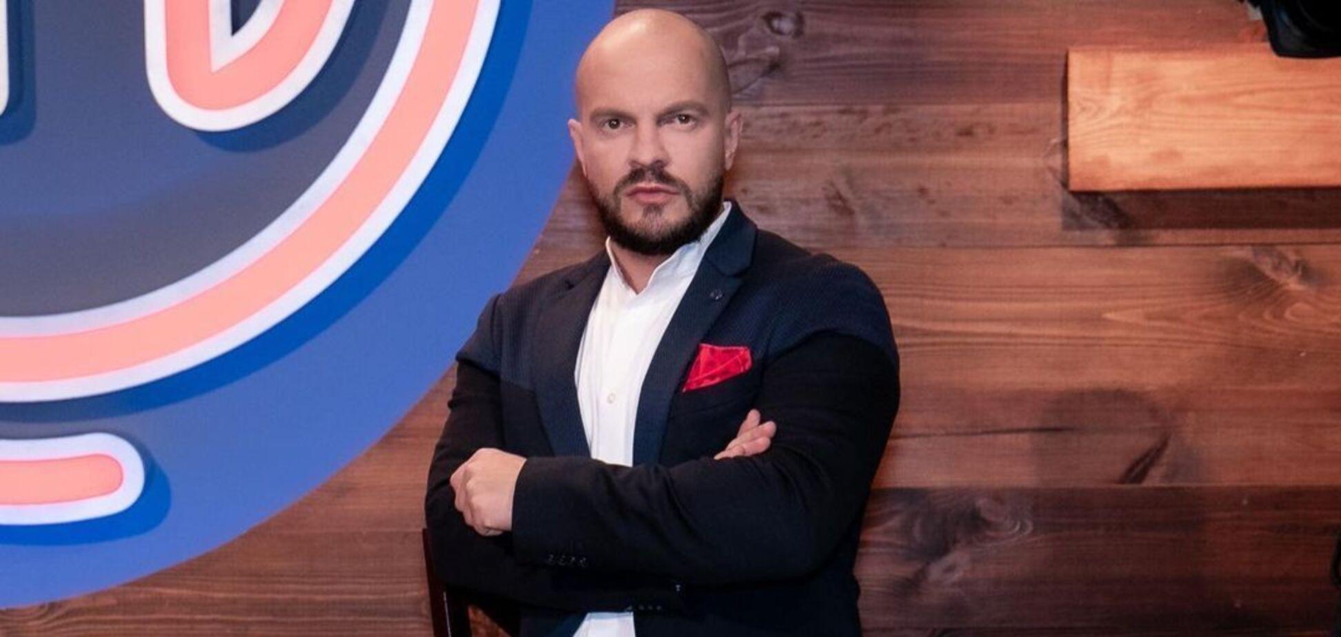 Суддя 'МастерШефа' Володимир Ярославський