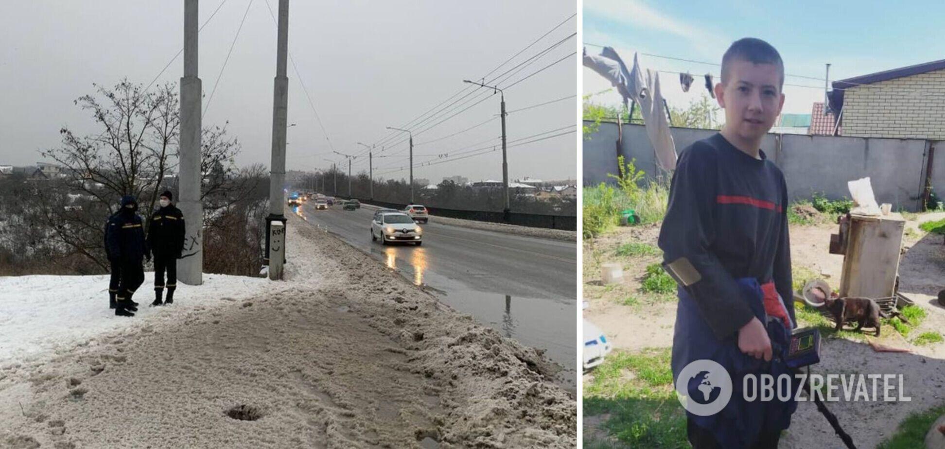 У Харкові знайшли мертвим підлітка, якого шукали дві доби. Фото і відео