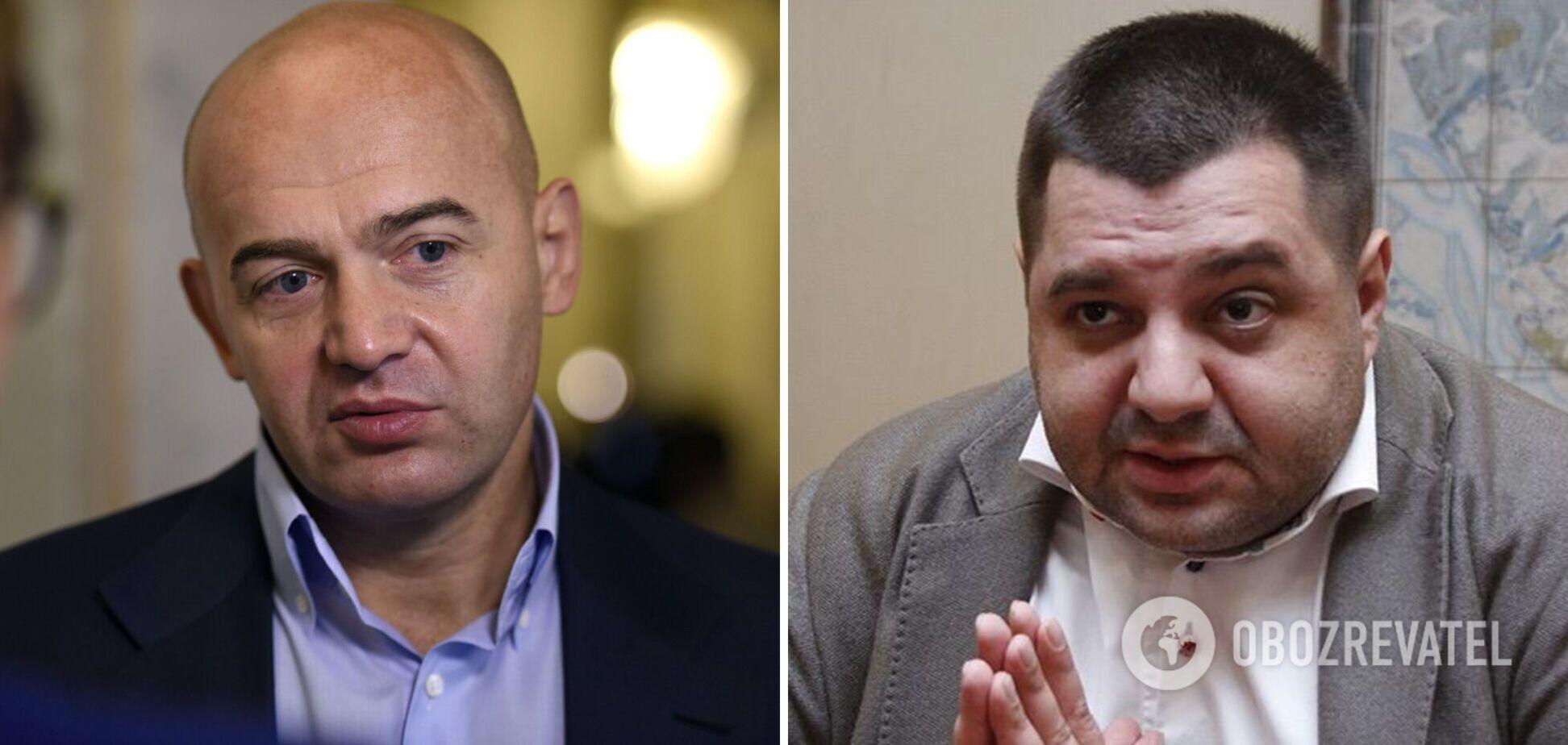 В НАБУ подготовили подозрения Кононенко и Грановскому