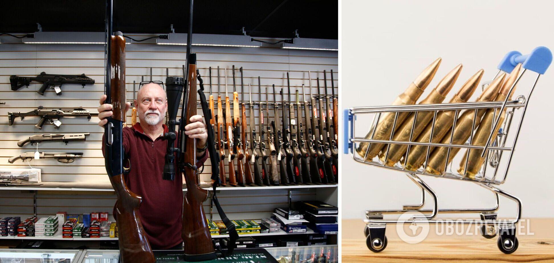 Носить при себе или держать дома: разбор законопроектов о легализации оружия в Украине