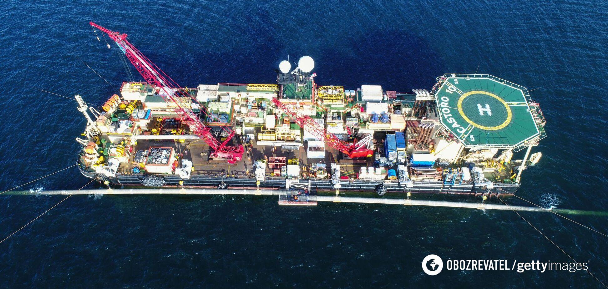 'Северный поток-2' достроить не смогут, все работы заблокируют, – уполномоченный 'Нафтогаза'