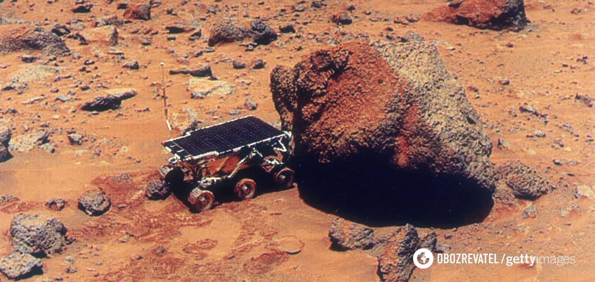 У NASA розкрили подробиці висадки на Марс