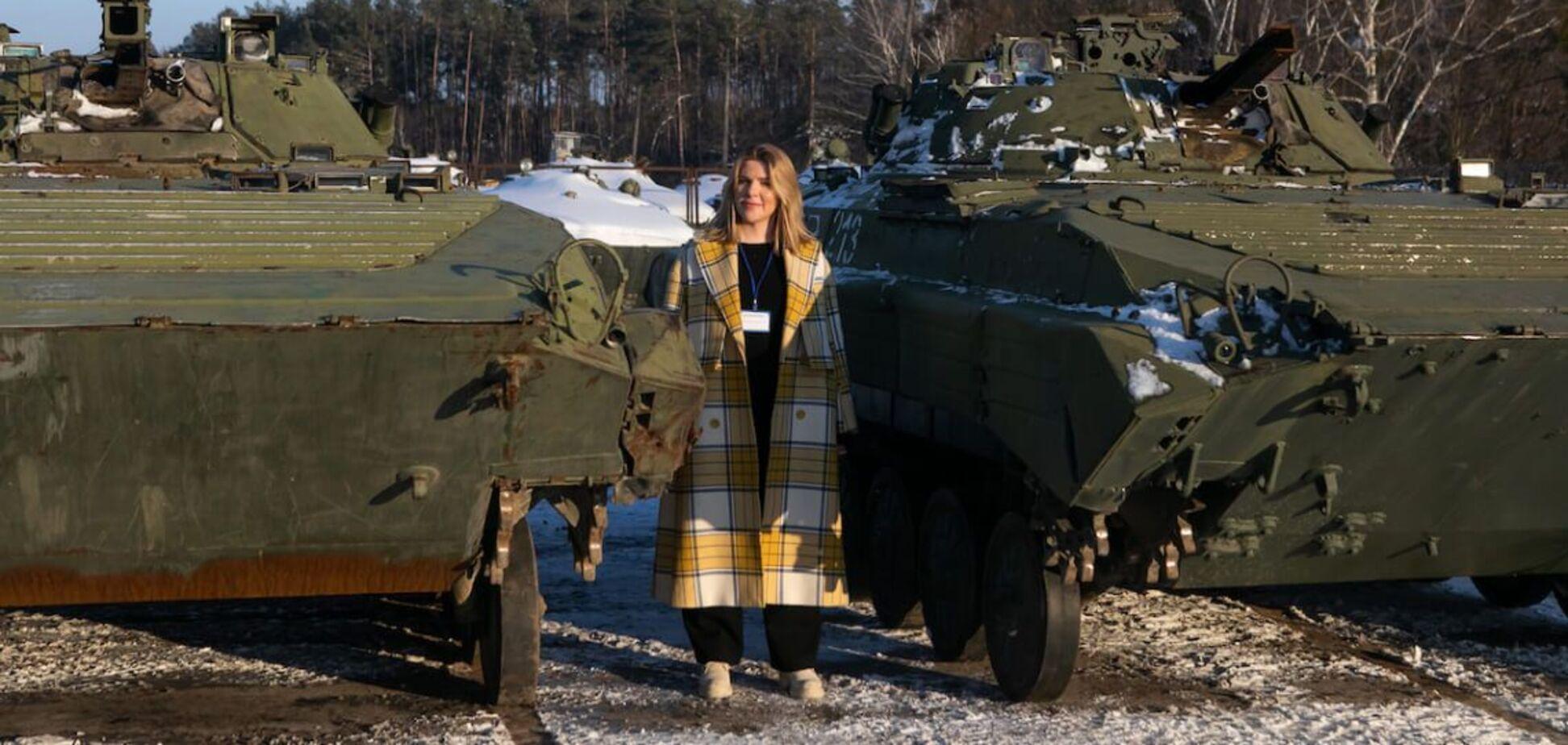 Команда 'Голоса' посетила Житомирский бронетанковый завод