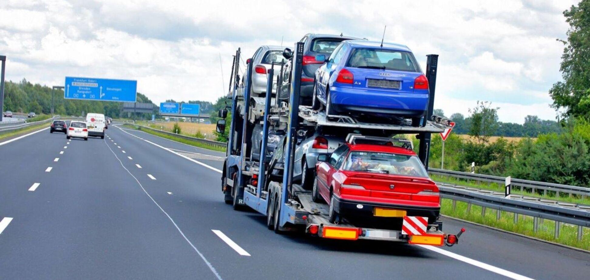 Імпорт авто