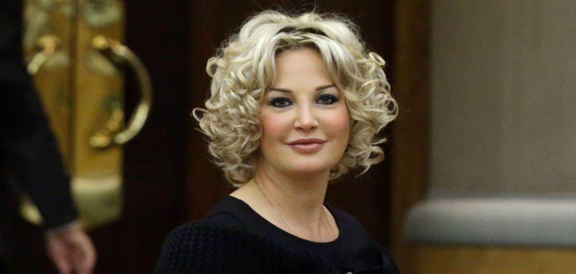 Марія Максакова раптово повернулася в Україну з Росії
