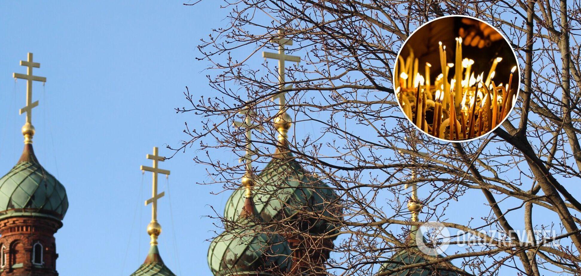 У Стрітення християни намагаються відвідати святкове богослужіння в церкві