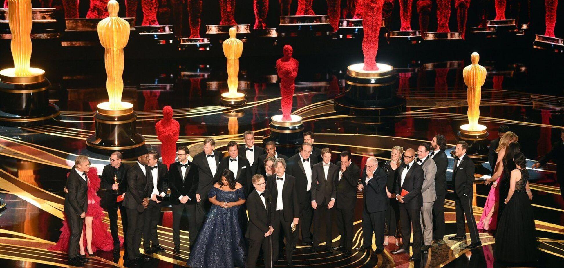 Церемония вручения 'Оскара'