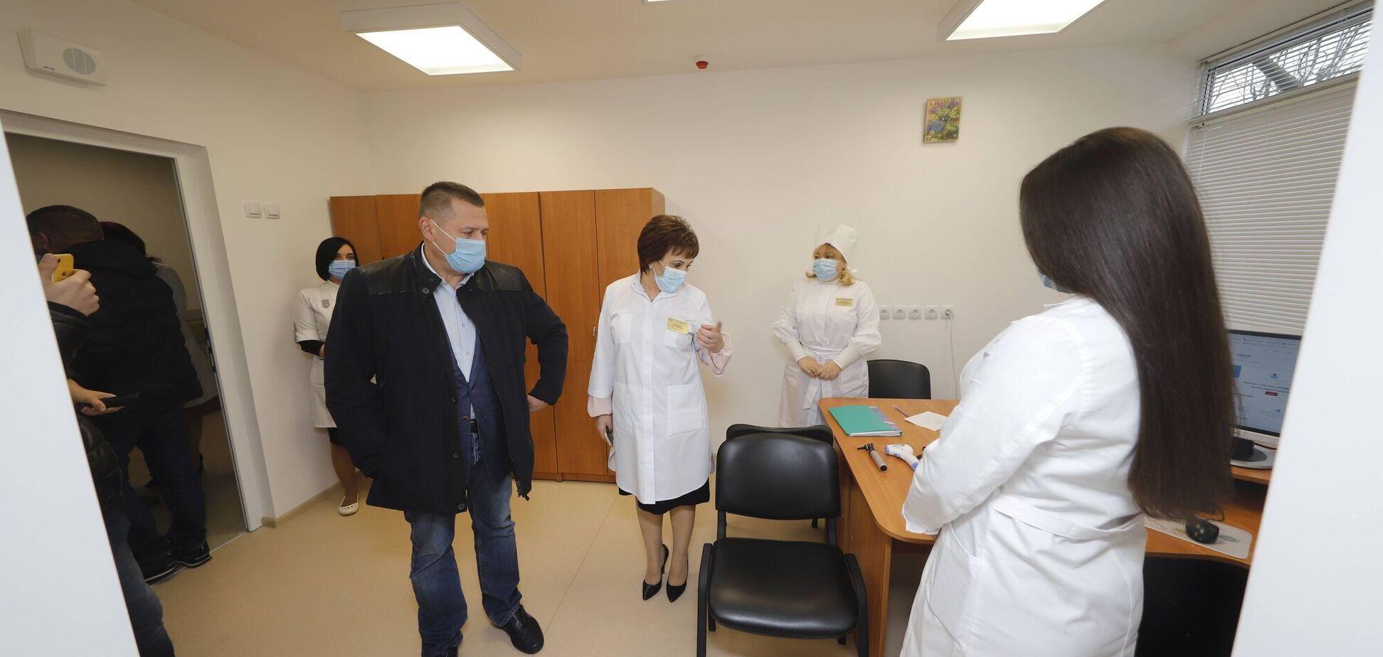 Филатов: предоставление качественных медицинских услуг для днепрян будет оставаться приоритетом