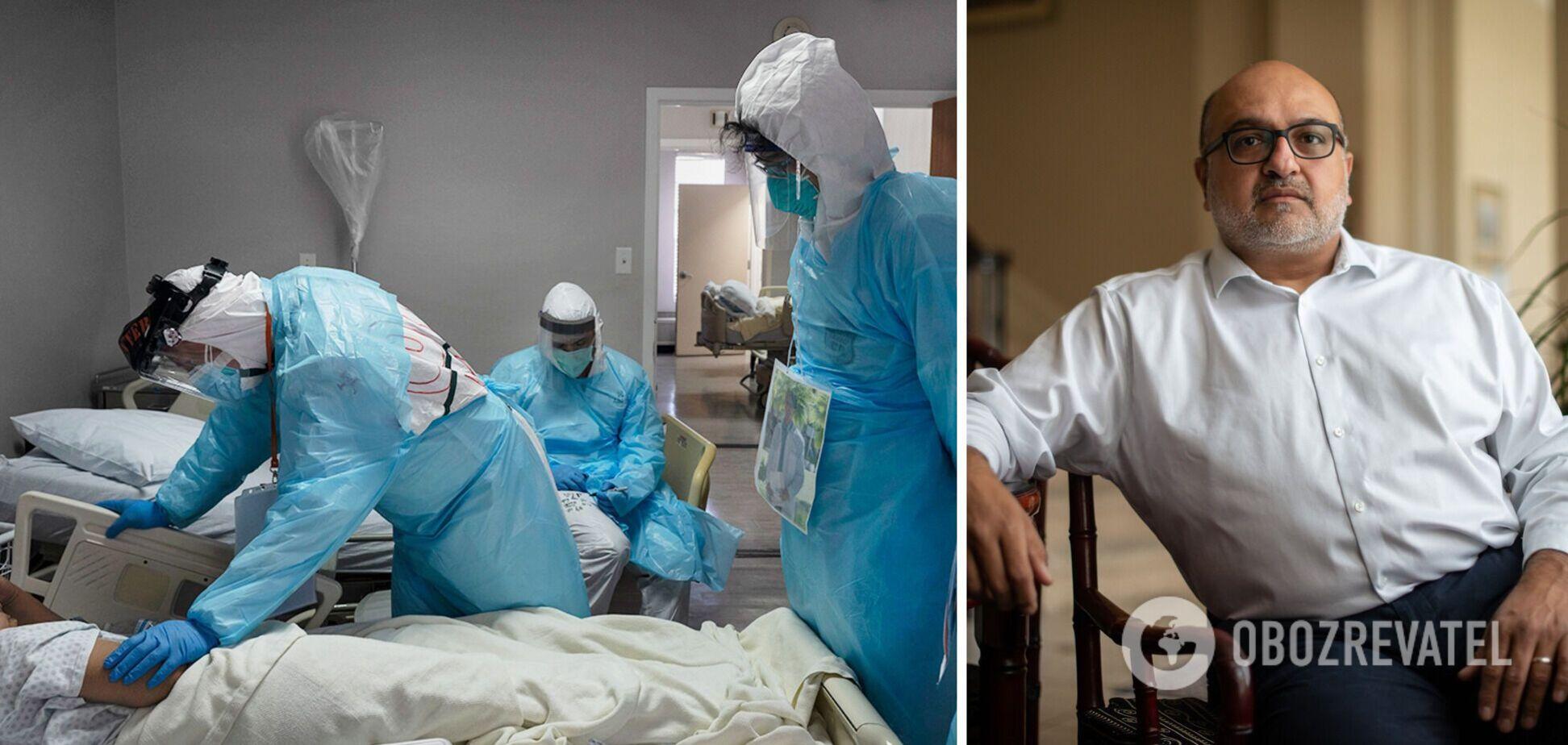 В США врач вколол вакцину, срок которой истекал, знакомым и жене: его уволили