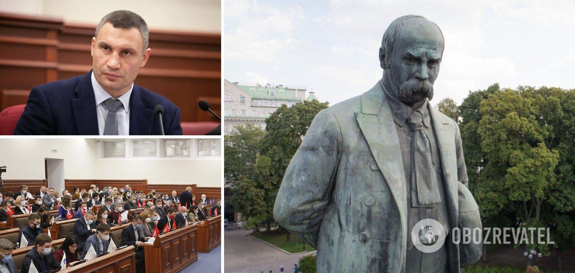 Во Флоренции установят памятник Шевченко, который передаст Киевсовет