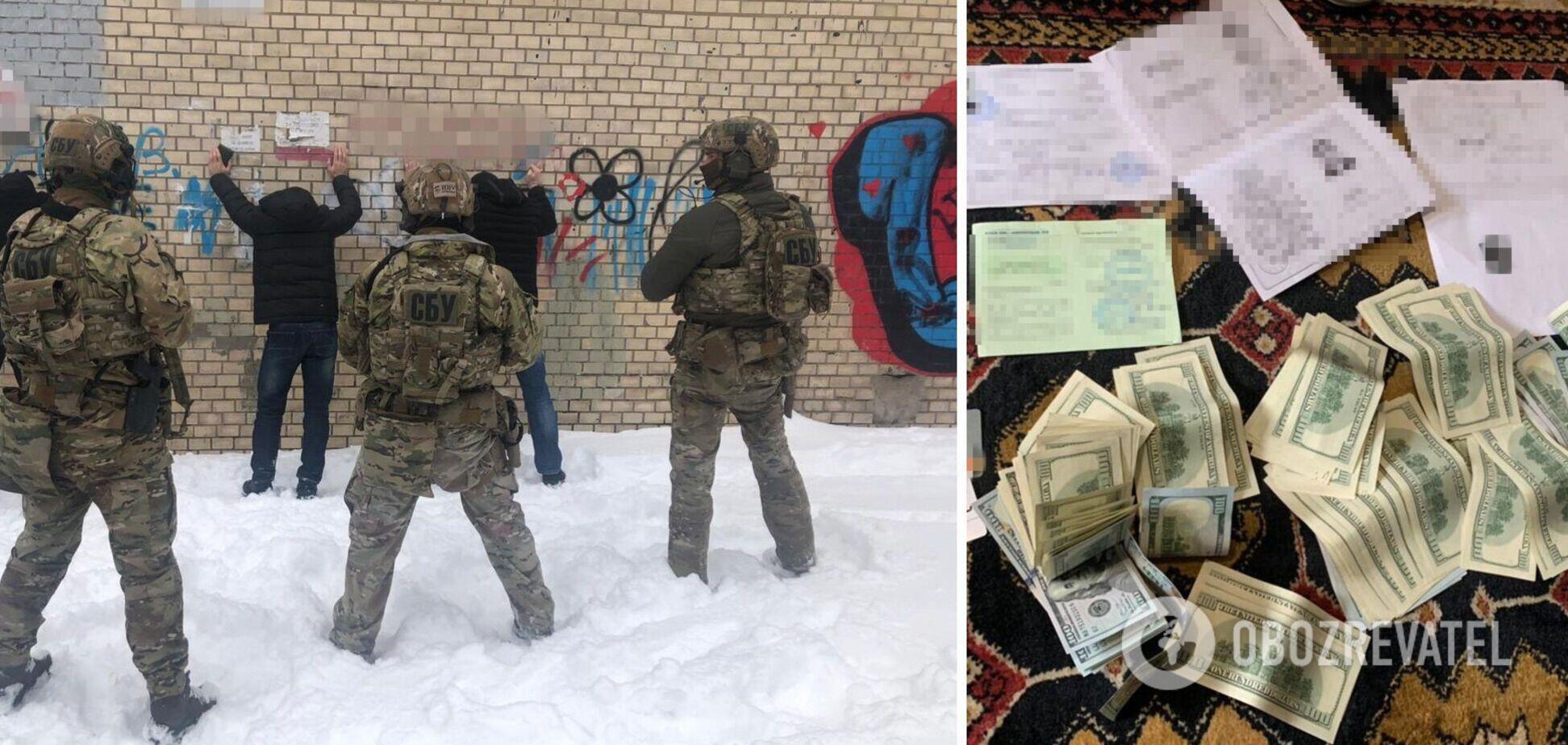 На Киевщине накрыли ячейку 'ИГИЛ' с международными террористами. Видео