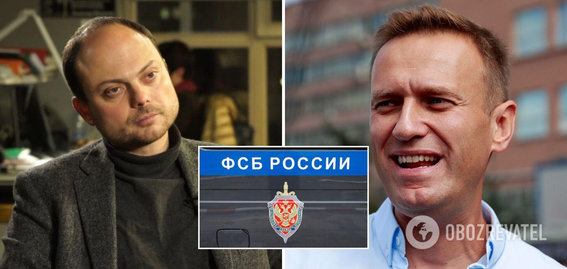 Отруйники Навального можуть бути причетні до замахів на Кара-Мурзу – Bellingcat