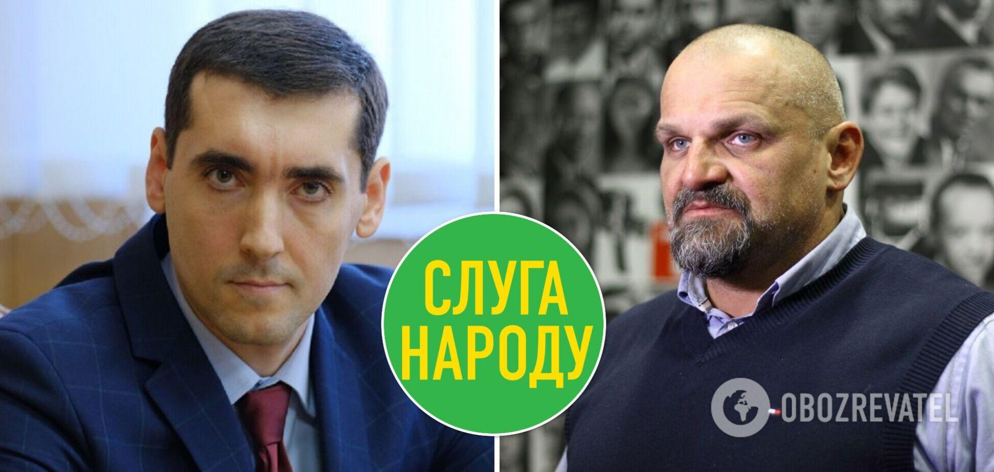 В 'Слуге народа' рассказали детали о новых кандидатах в нардепы