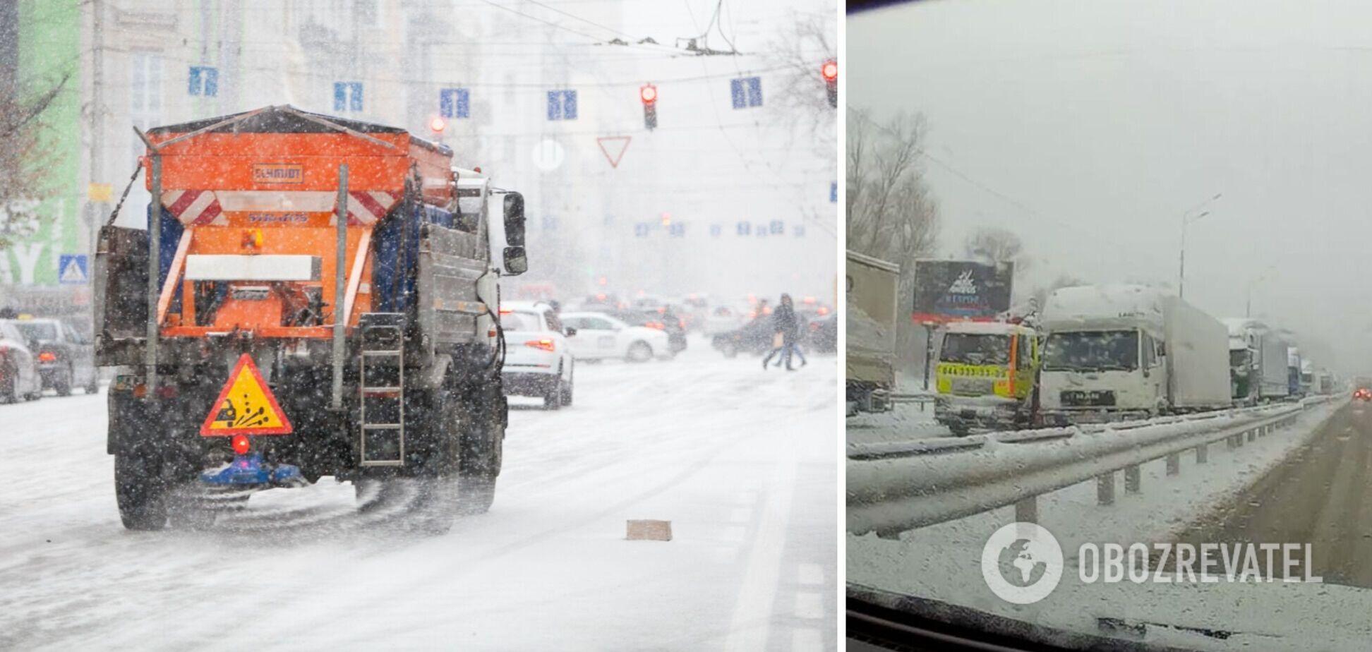 В Киеве снова ограничили въезд фур: когда снимут запрет