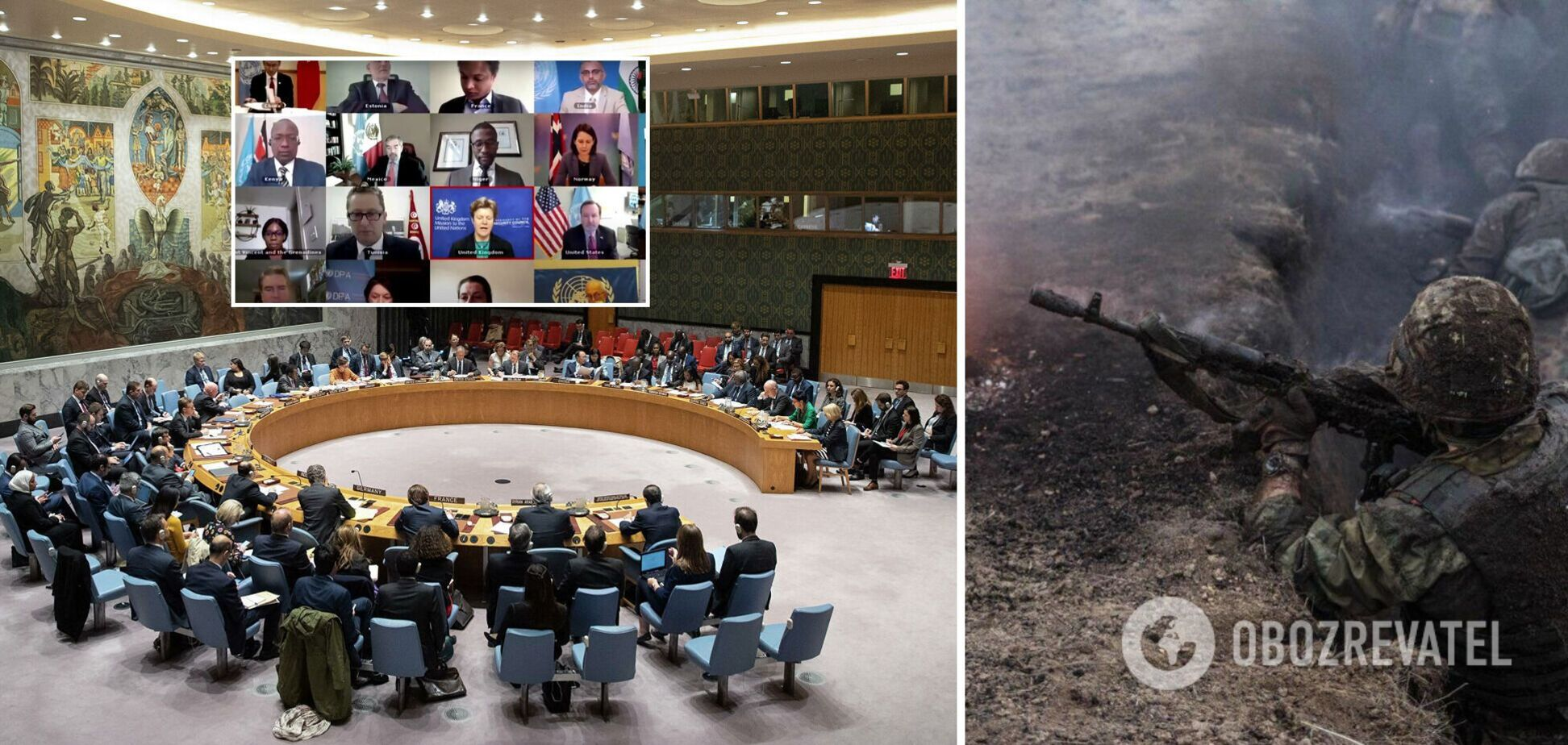 Радбез ООН провів засідання в 6-ту річницю підписання Мінських угод: усі подробиці