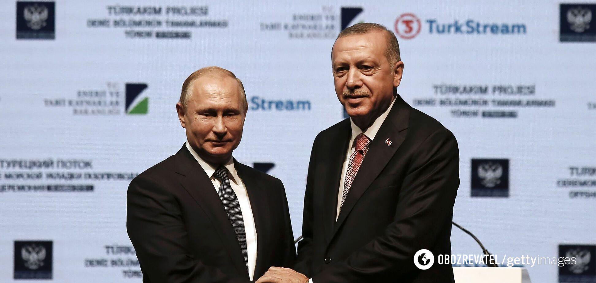 Гримчак спрогнозував участь Ердогана у 'Кримській платформі'