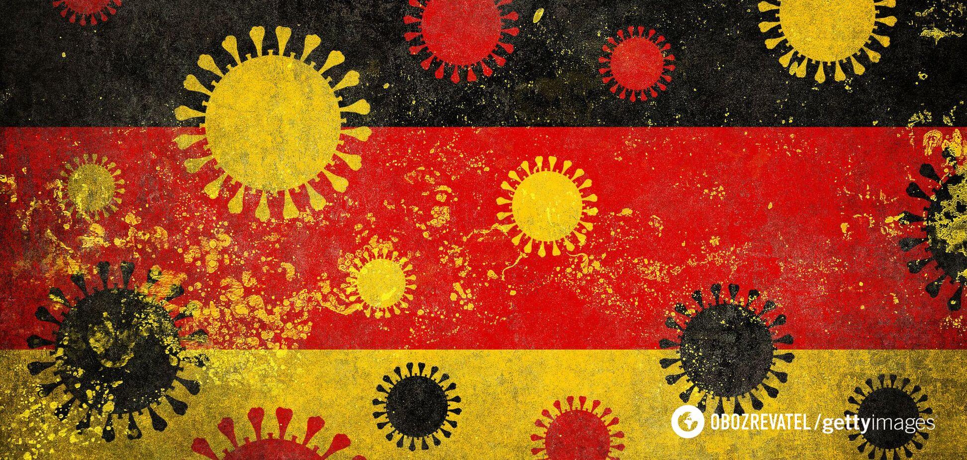 Коронавирус локдаун в Германии
