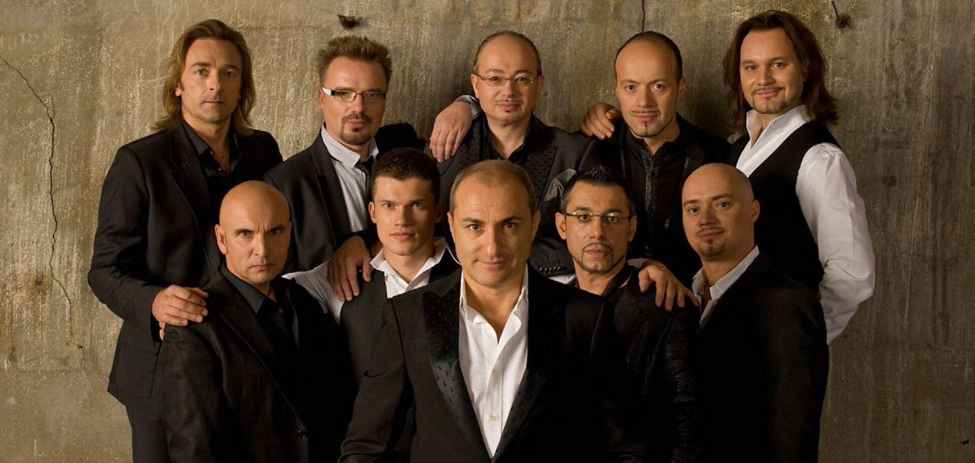 Украина внесла в черный список еще семь российских артистов: среди них – 'Хор Турецкого'
