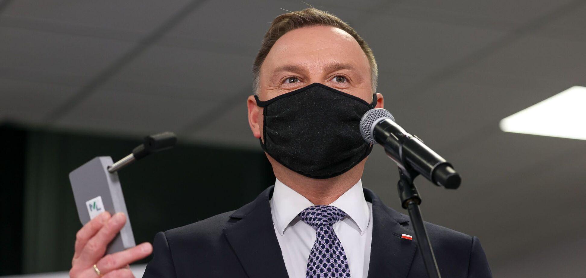 В Польше разработали 'драгер' для проверки на коронавирус