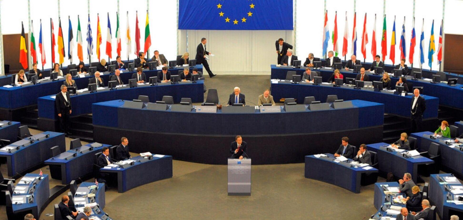 Європарламент стурбований нападками на керівництво НАК 'Нафтогаз' і будівництвом 'Північного потоку-2'