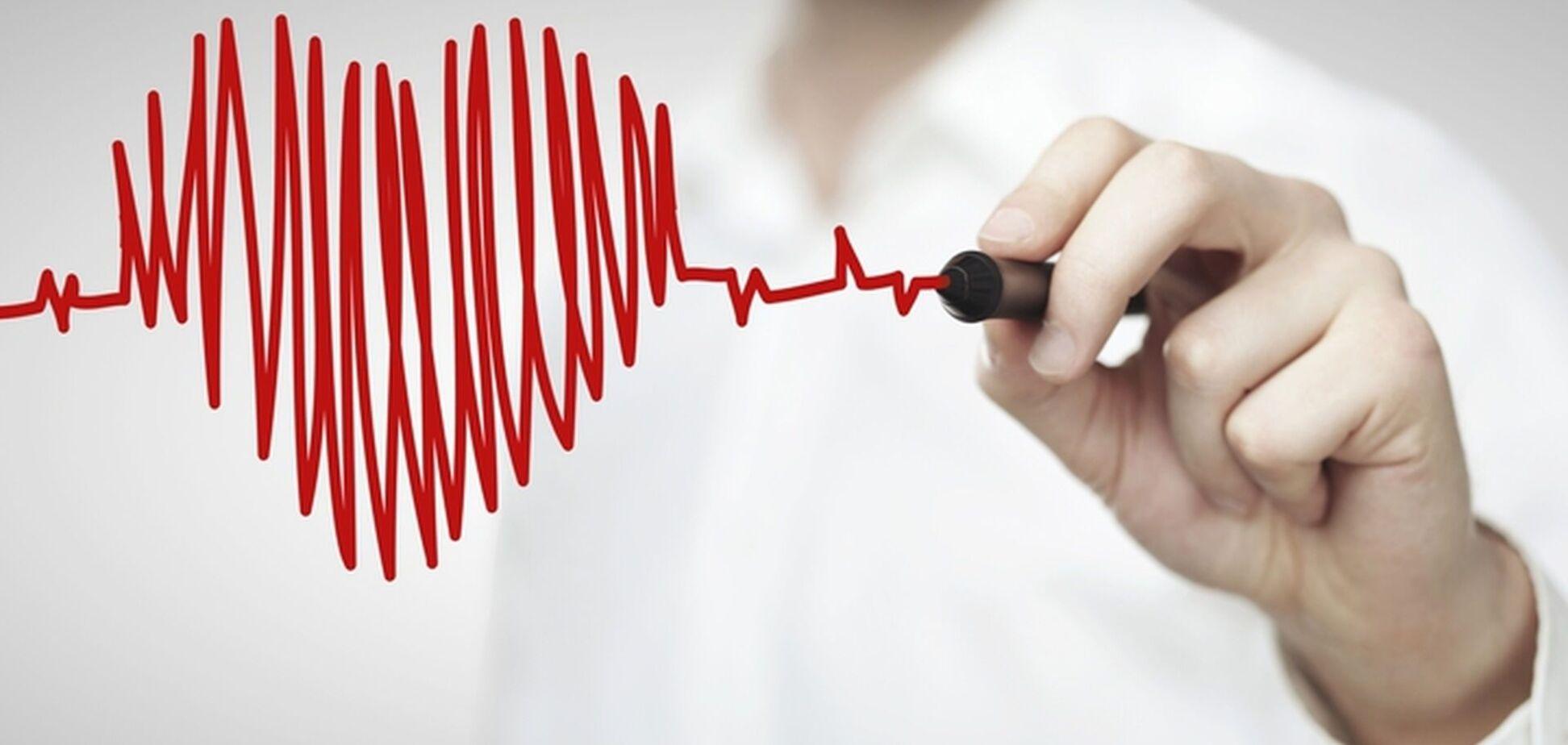 70% українців помирають від серцево-судинних хвороб