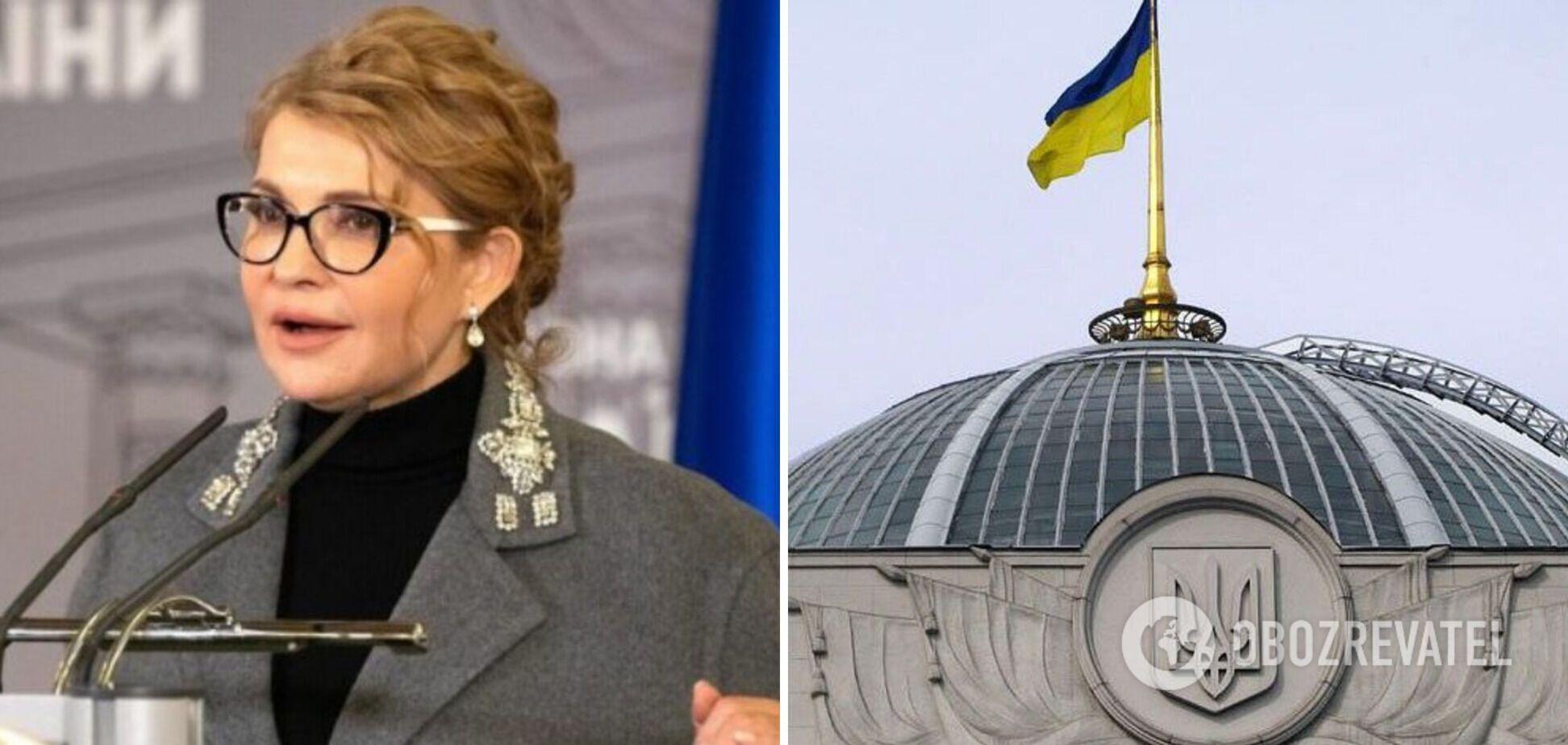 Тимошенко рветься до влади: це навіть не смішно