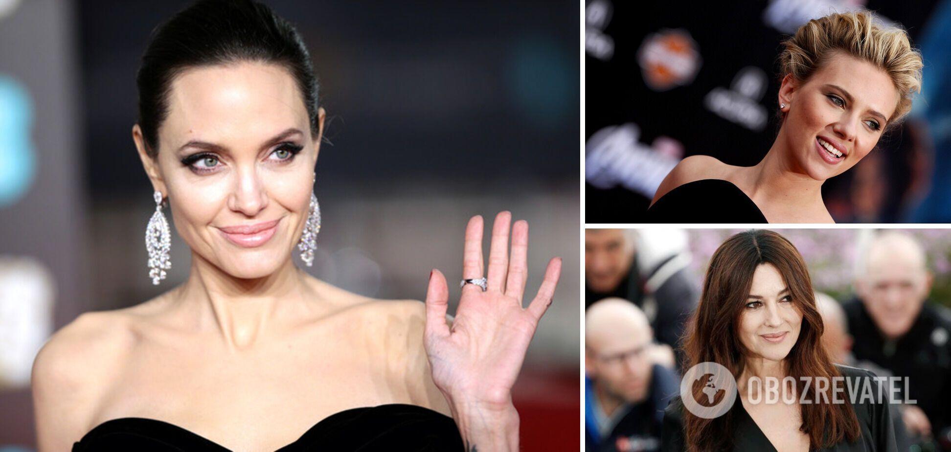 Голливудские звезды редактируют фото до неузнаваемости