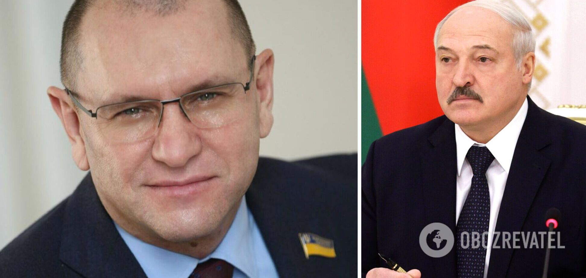 Евгений Шевченко поехал к Лукашенко