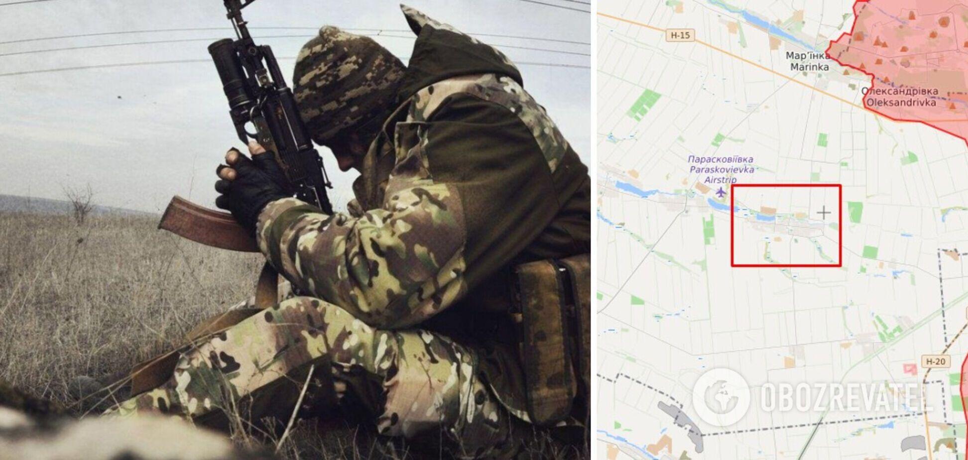 От вражеского огня на Донбассе погиб второй воин ВСУ за сутки