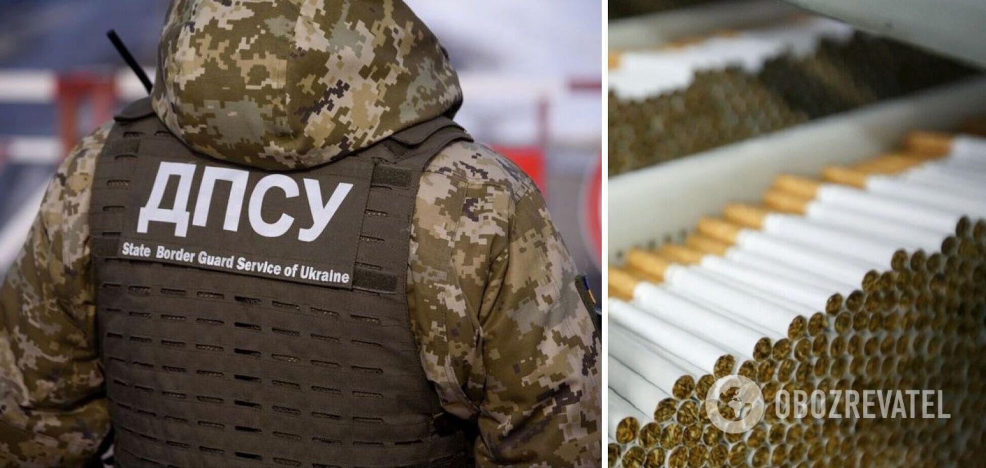 На українців в аеропортах без їхньої згоди оформляють десятки блоків сигарет: журналіст розкрив схему контрабанди