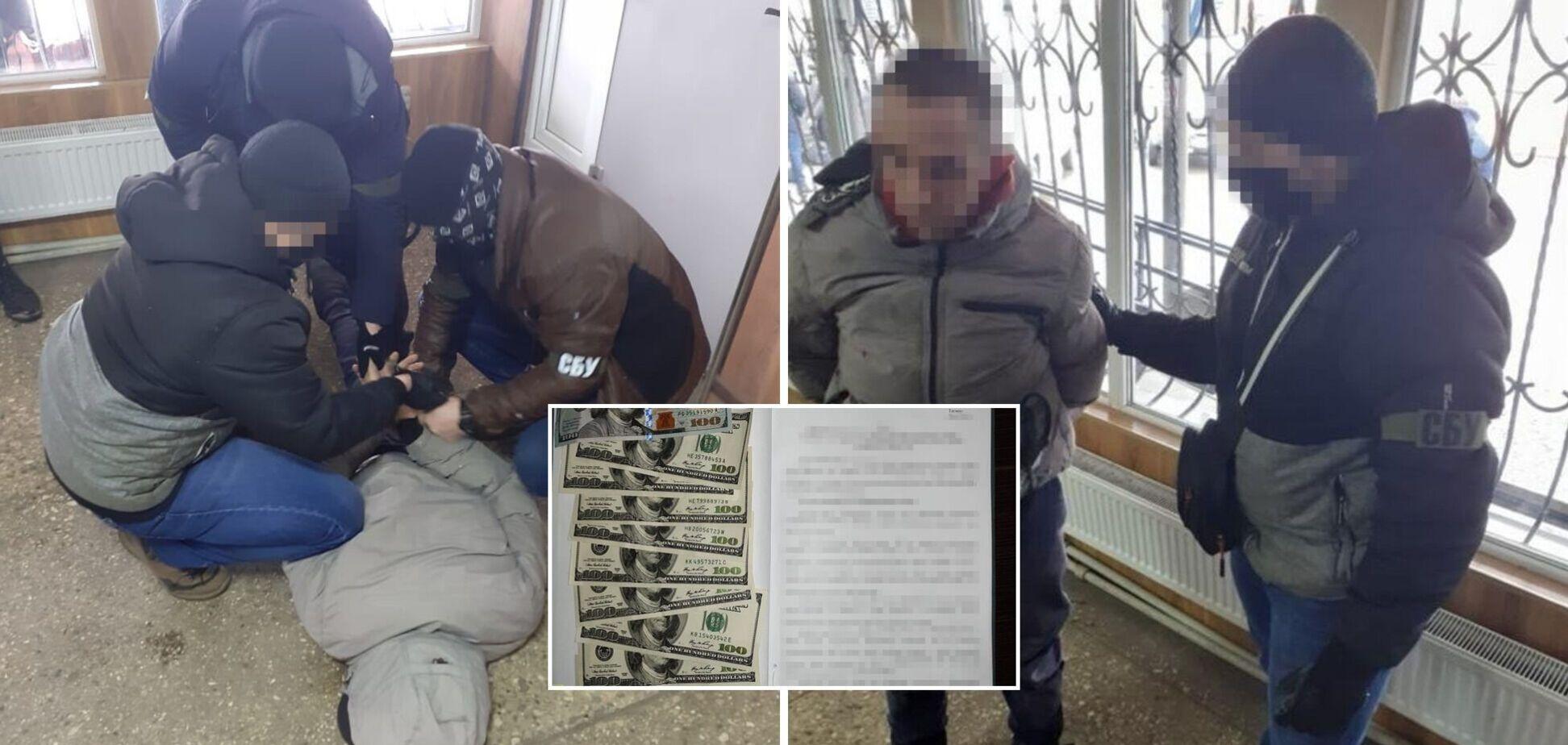 Затримання агентів ФСБ РФ