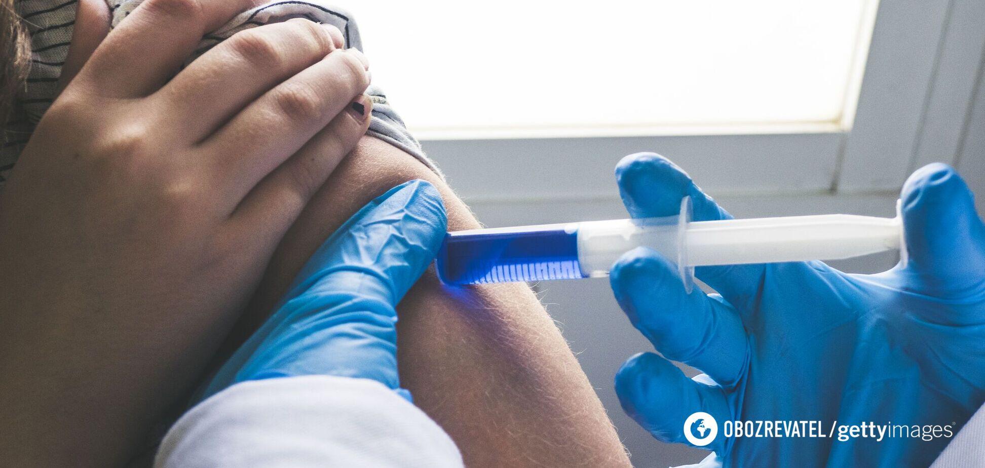 Щеплення від коронавірусу