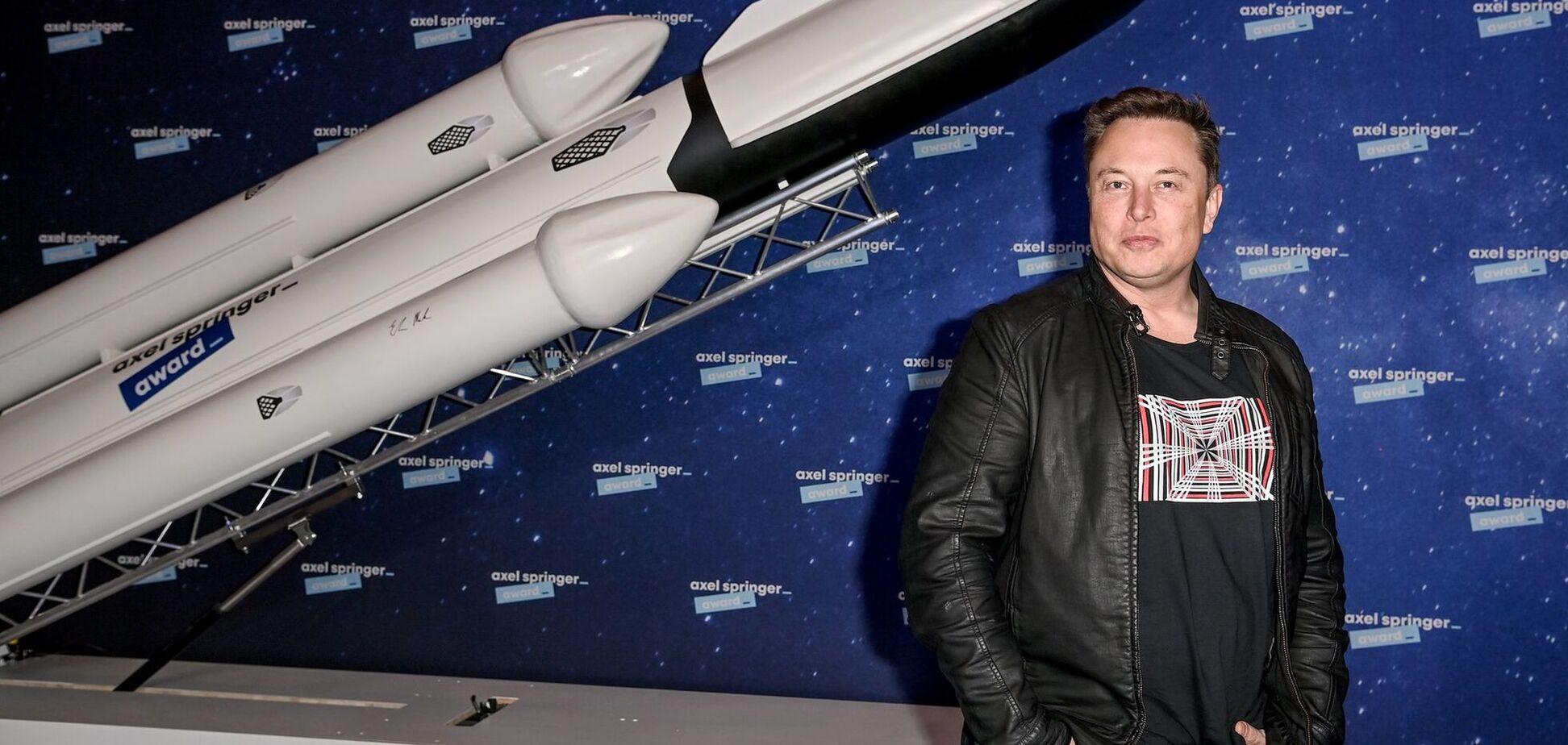 SpaceX Ілона Маска