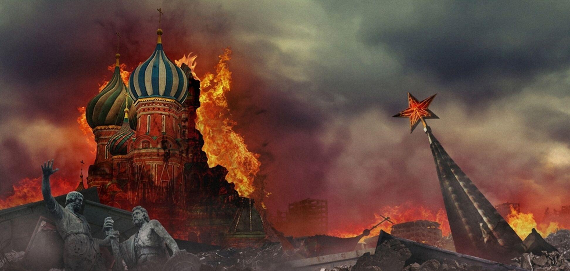 Путин помешался на Украине. Призрак Майдана приходит к нему по ночам
