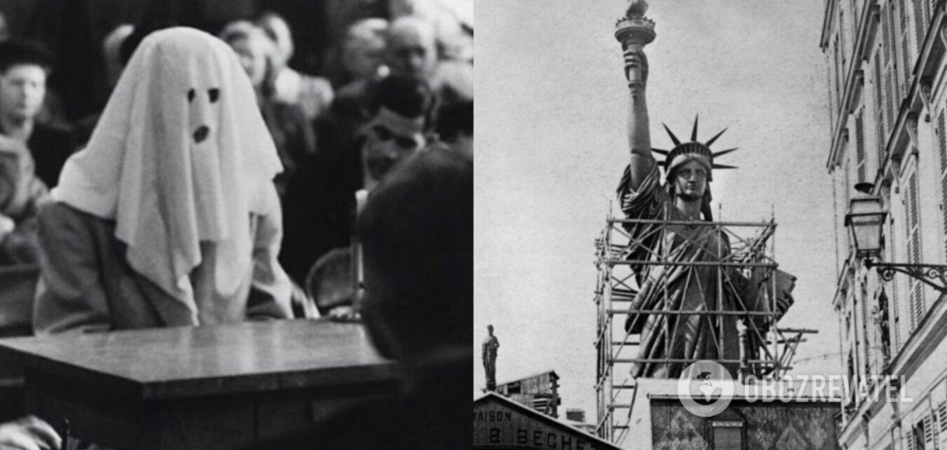 Опубліковано рідкісні фото, яких немає в підручниках з історії